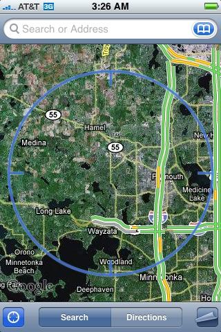 Wayzata Map